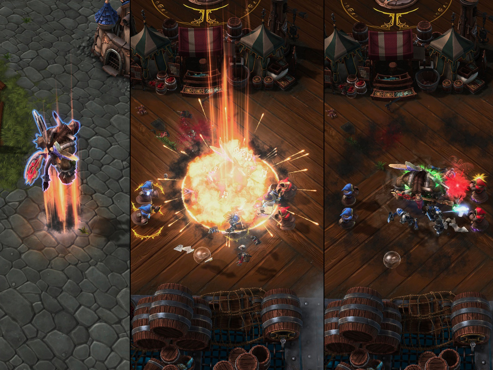Heroes of the Storm: MOBA của Blizzard lộ diện 7