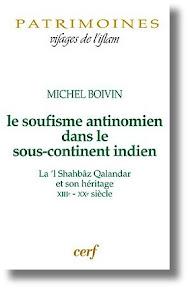 Boivin: Le soufisme antinomien dans le sous-continent indien