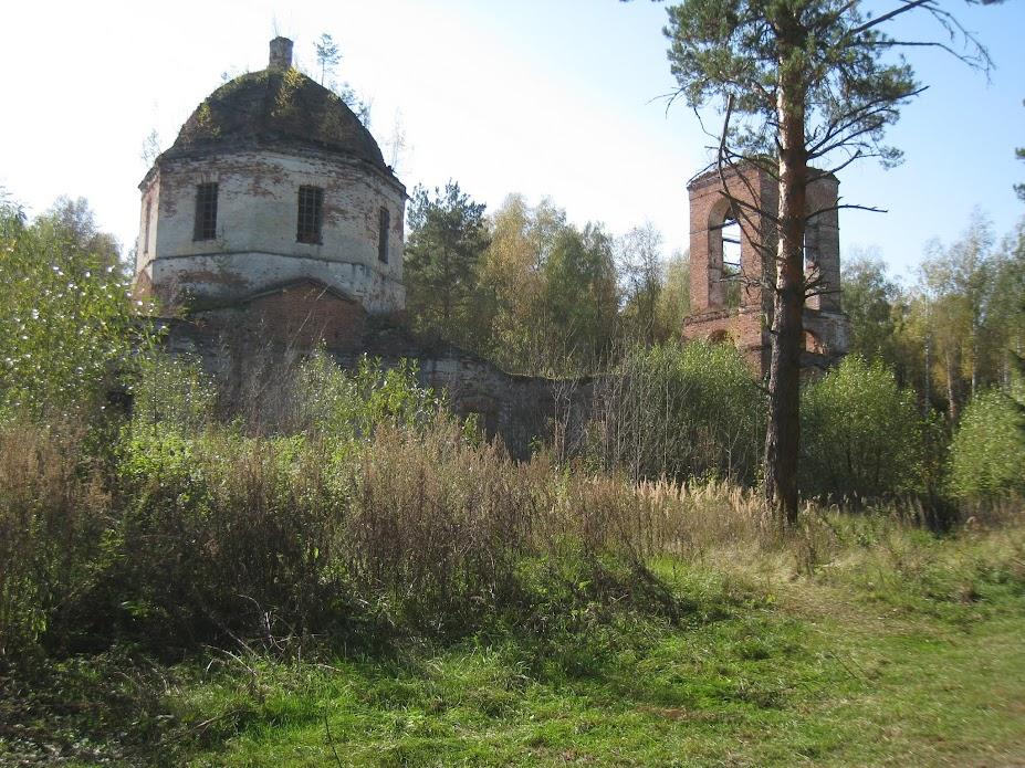 Церковь в Курилово