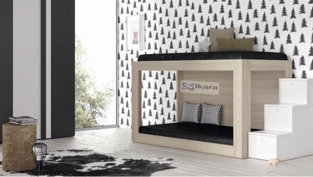 las camas abatibles o literas abatibles nos permiten dejar espacio en el da mas opciones de respecto a modulos con capacidad y