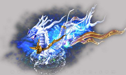 Kỵ thú Lam Long xuất hiện trong Thục Sơn Kỳ Hiệp 2
