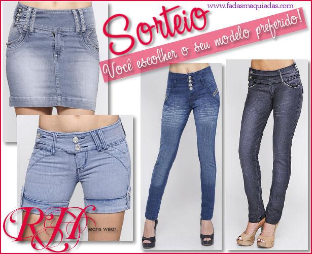 Sorteio RH Jeans Wear