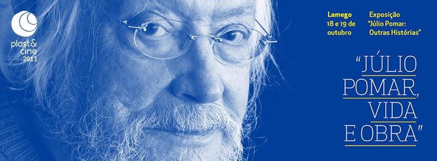 PLAST&CINE homenageia pintor Júlio Pomar em Lamego