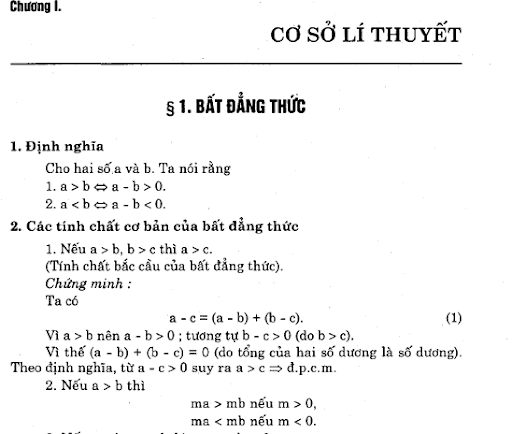 Giá trị lớn nhất - Giá trị nhỏ nhất(Phan Huy Khải)