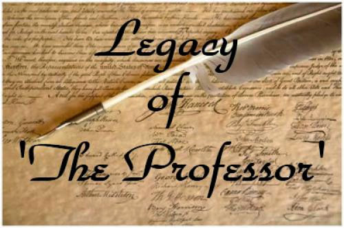 Legacy Of The Professor