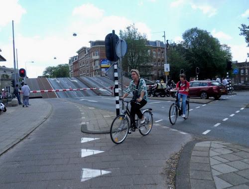 Olandesi in Bici