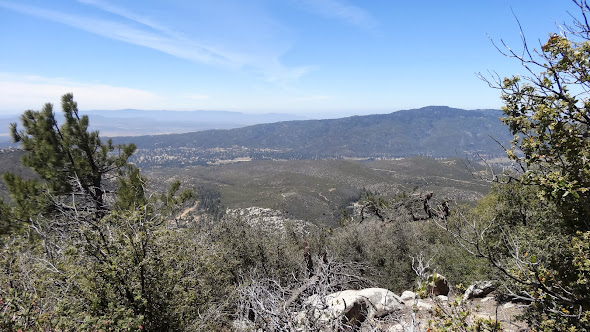 Summit view, Lion Peak