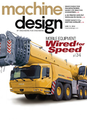 Machine Design 06/2014 edition.