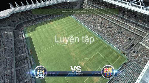 FIFA Online 3: Tính năng hướng dẫn tân thủ 1