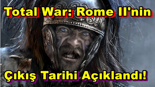 Total War: Rome II'nin Çıkış Tarihi Netlik Kazandı!