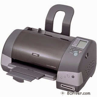 Download Epson Stylus Photo 875DCS Ink Jet printers driver and Install guide