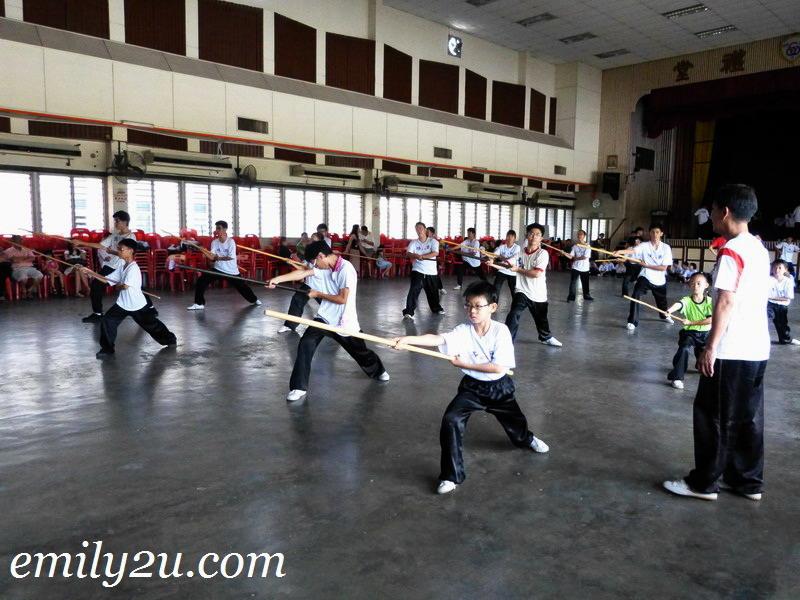 Chin Woo kung fu