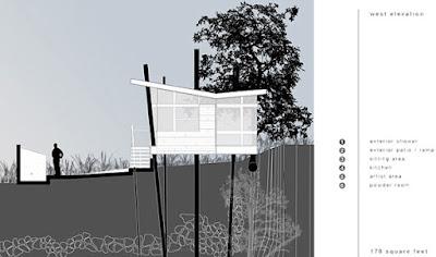 Banyan Treehouse by Rockefeller Partners Architects 13 Rumah Pohon Modern Yang Tidak Dibangun Di Atas Pohon