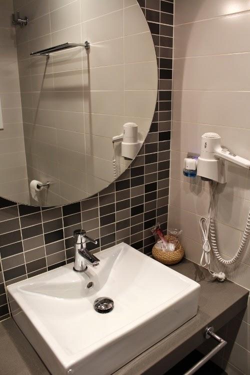 Notas de un viajero opini n de blanc guest house - Amenities en el bano ...
