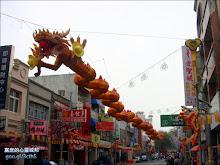 2012彰化鹿港燈會千里龍廊燈區