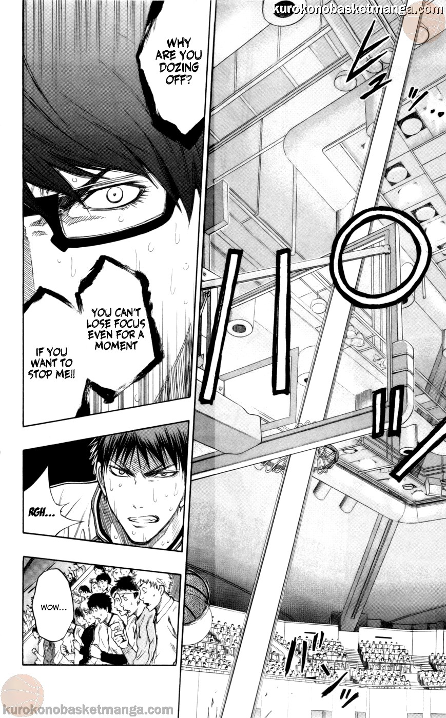 Kuroko no Basket Manga Chapter 88 - Image 20