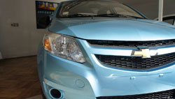 En fotos: Chevrolet Sail