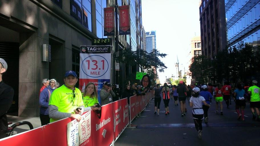 IMAG6952 My Chicago Marathon Recap   #TeamDannyDid