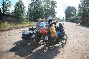 Pitam za ispravan smjer u podnožju Južnog Urala