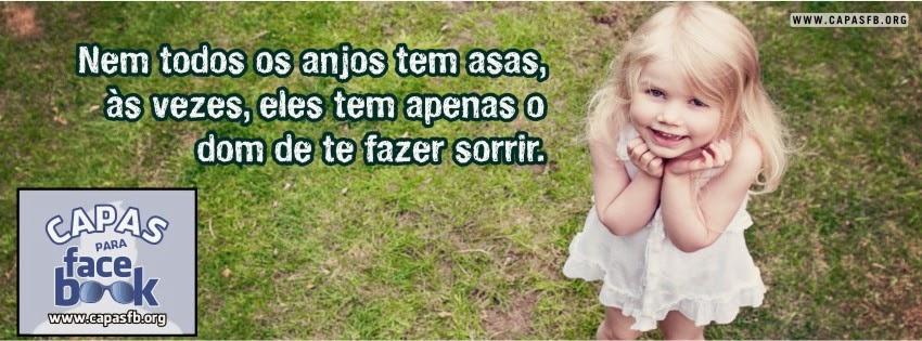 Capas para Facebook com Frases