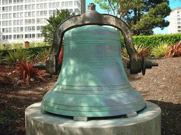 California: Homeless man recovers stolen historic church bell