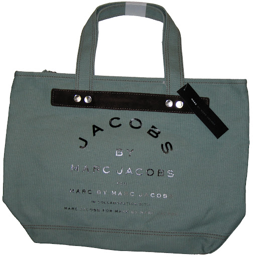 Marc by Marc Jacobs Small Canvas Jacobs Tote