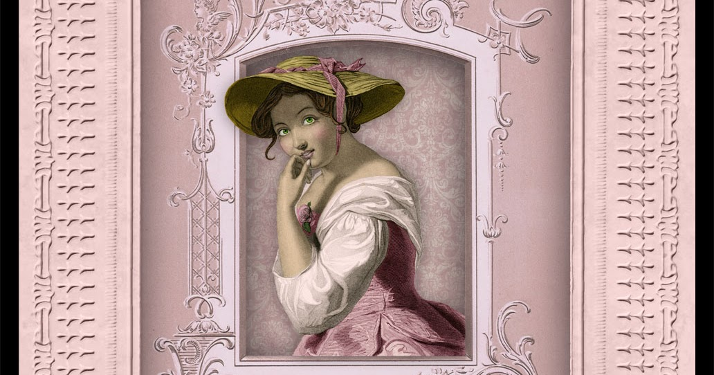 Pretty Book Cover Art : Ekduncan my fanciful muse pretty in pink with a spring