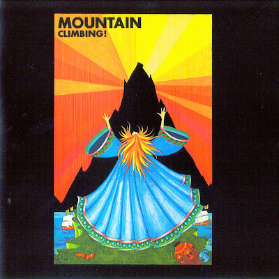 Mountain ~ 1970a ~ Climbing!