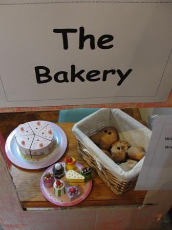 Sun Hats   Wellie Boots  When is a box not a box... when it s a Bakery! da3d01b508fe