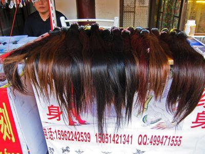 extension, cabello, humano, remi hair