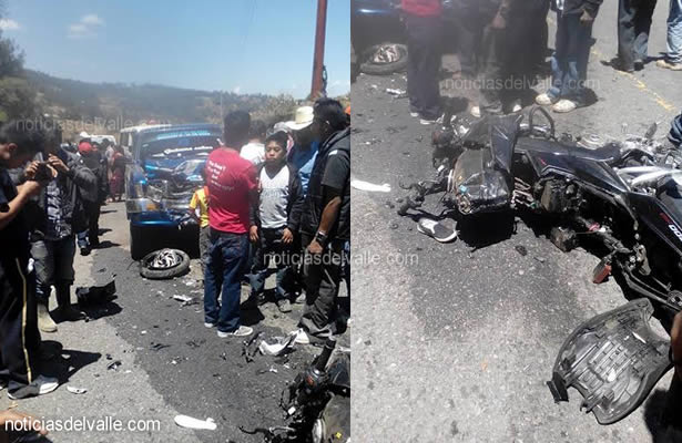 Una persona fallecida en trágico accidente