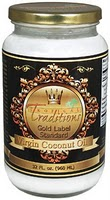 Some healthy uses for a healthy oil — product review of Tropical Traditions coconut oil