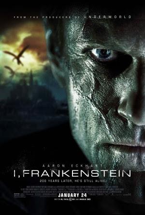 Filme Poster Frankenstein – Entre Anjos e Demônios HDCAM XviD Dual Audio & RMVB Dublado