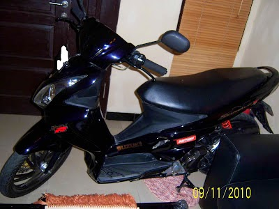 Modifikasi Skywave Nr