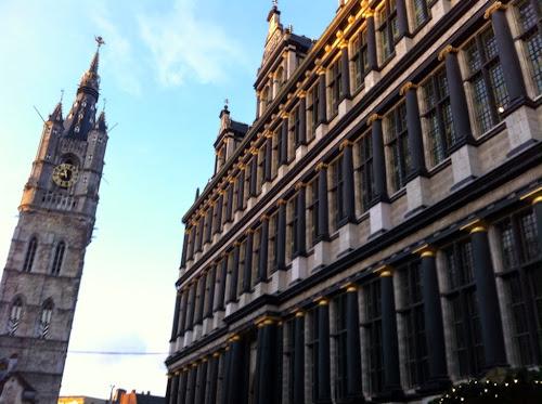 Stadhuis Gand