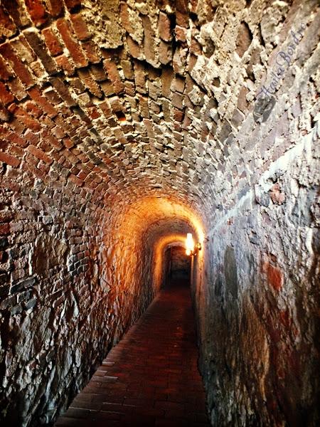 coborare temnita cetatea alba iulia