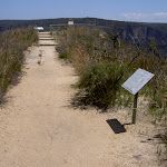 Track to top lookout (15550)