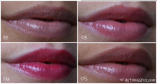 Bourjois Effet 3d Lipgloss Dutchess Roz