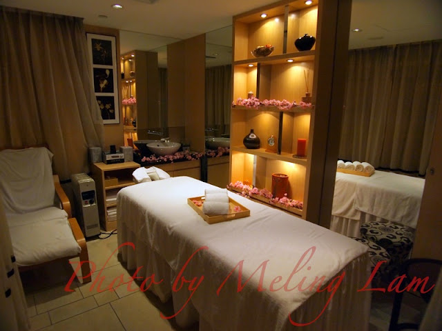 沙田帝都酒店 櫻花主題按摩 new town plaza shatin sakura body massage