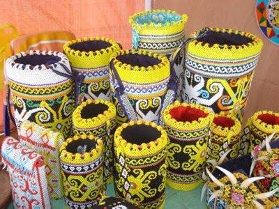 Tas Tradisional Suku Dayak (SULEP) - Bonny Bulang