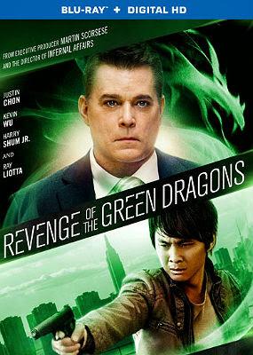 Assistir Filme A Vingança dos Dragões Verdes – Legendado