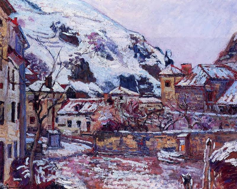 Armand Guillaumin - Saint-Julien-des-Chazes
