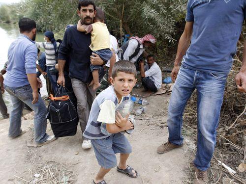 رحلة هروب السوريين لتركيا عبر
