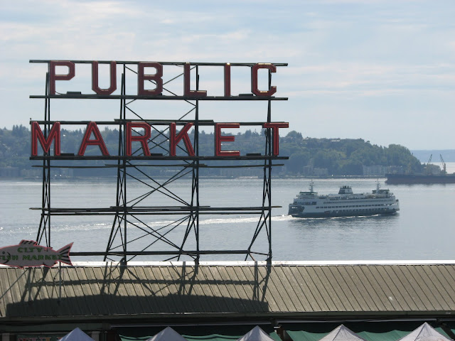 Pike's Place, Seattle