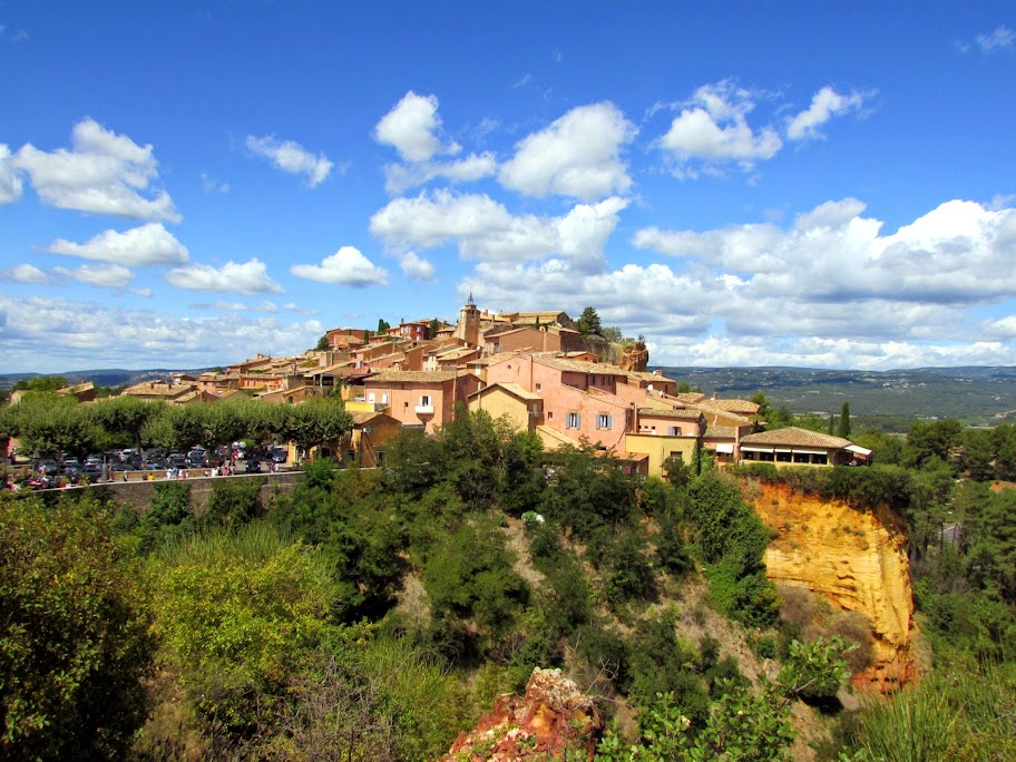 Roussillon e le Cave d'Ocra