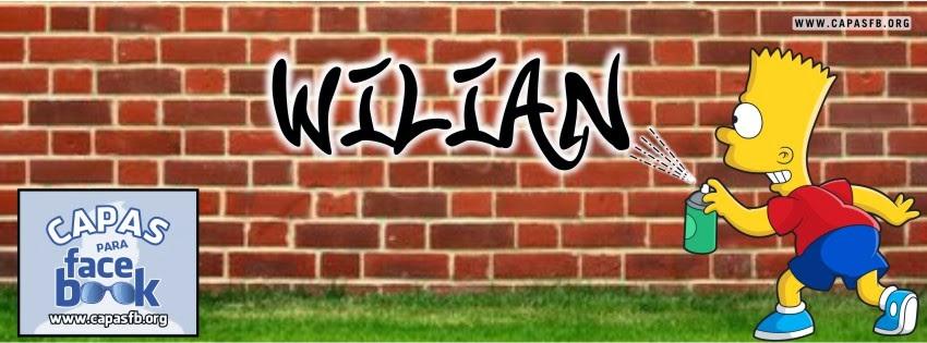 Capas para Facebook Wilian