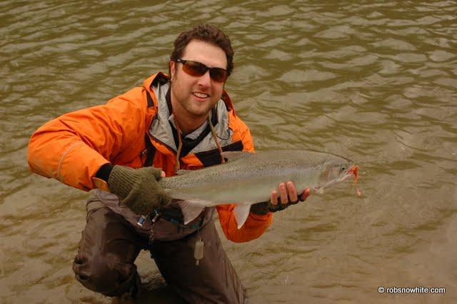 Chagrin River Steelhead