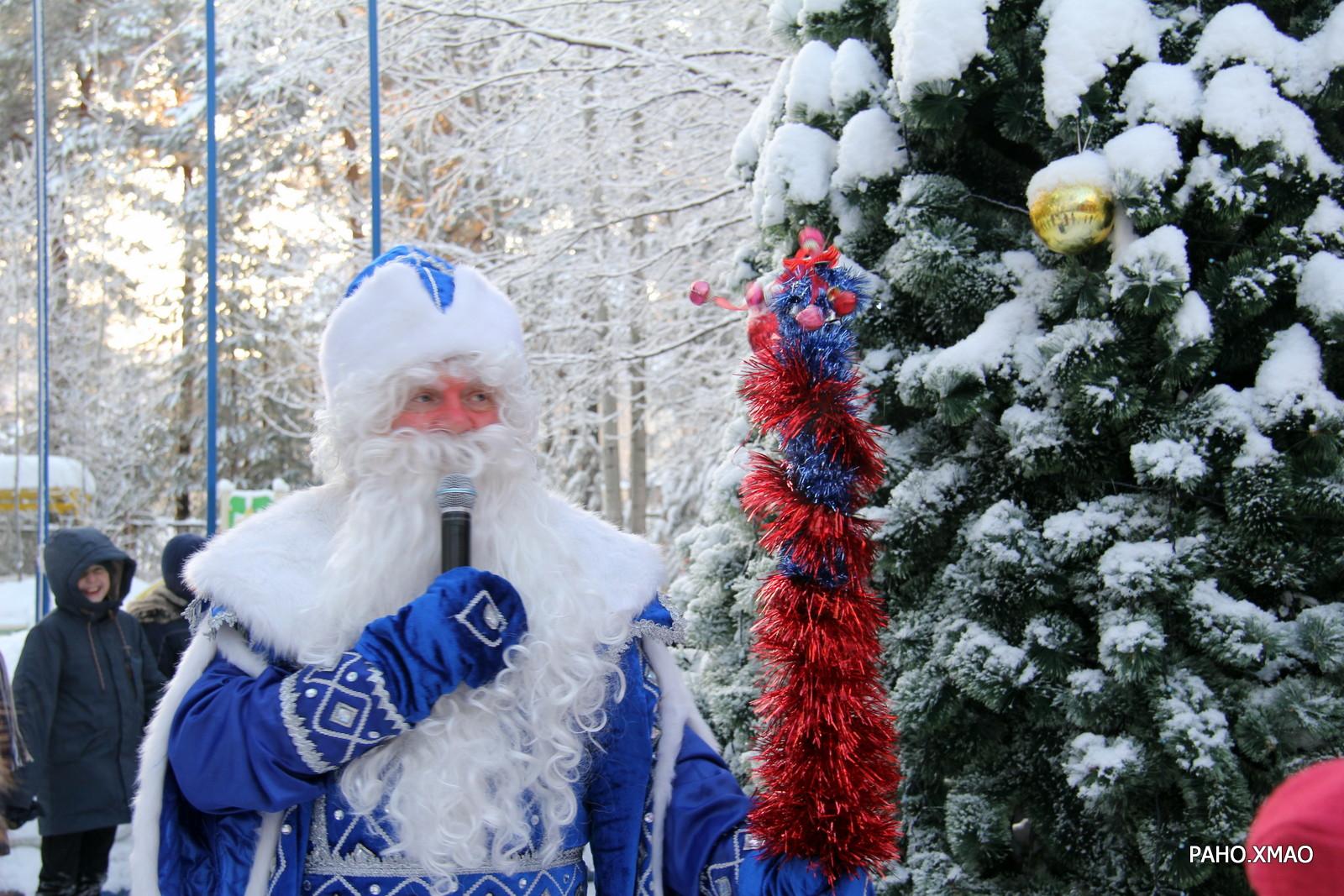 Детский праздник на Лыжной Базе
