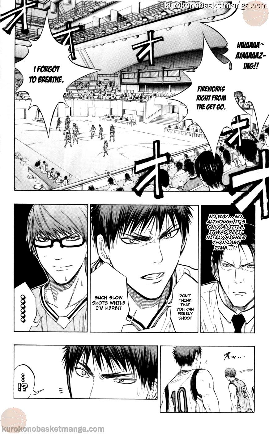 Kuroko no Basket Manga Chapter 86 - Image 14