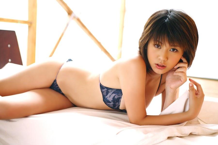 Yuka Kosaka - Japanese gravure idol, actress and model